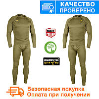 Термобелье Helikon-tex level 1 Olive (KP-UN1-PO-02)