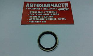 Шайба металлическая с уплотнением Д=24