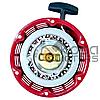 Стартер ручной (в сборе) м/б, бензогенератора   168F/170F   (6,5/7Hp, D-170mm)