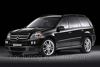 BRABUS On Road body kit for Mercedes GL  X164