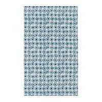 "IKEA ""ИНГЕЛИЛ"" Ткань, синий цветок, 150 см"