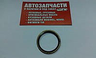 Шайба металлическая с уплотнением Д=30