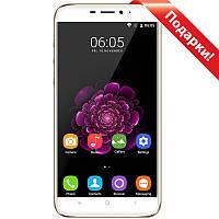 "➘Смартфон 5.5"" Oukitel U20 Plus 2/16GB Gold Android 6.0 камера 13Мп Sony IMX135 3200mAh экран от Sharp"