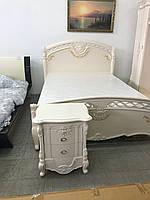 Кровать CF 8627 белая