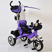 Детский трехколесный велосипед Lexus Trike KR-01 LX570 Purple