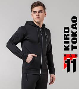 Kiro Tokao 420 | Мужская спортивная толстовка черная