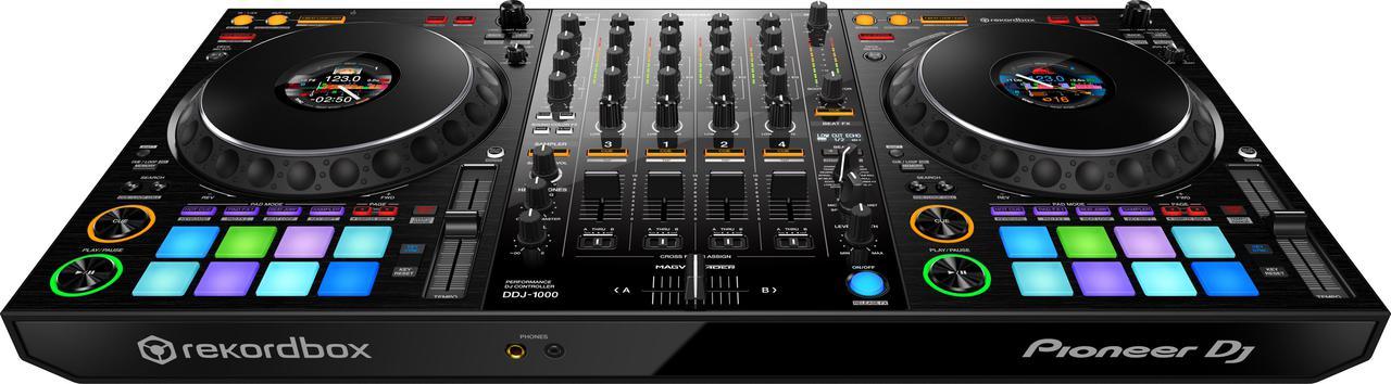 4-канальный профессиональный DJ контроллер Pioneer DDJ-1000