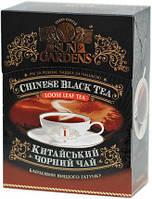 Китайский черный чай Sun Gardens 100г