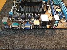 Комплект ASUS F1A55-M LX3 R2.0/AMD A6-3500 FM1 3 Core/4Gb DDR3 BALLISTIX, фото 2