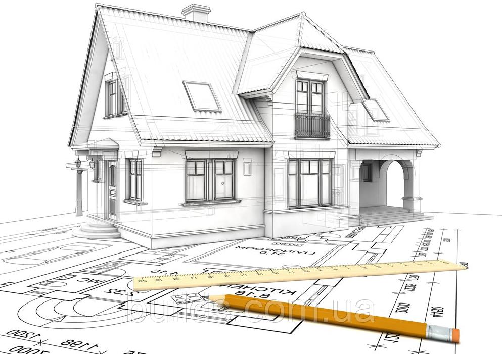 Проектирование домов,коттеджей