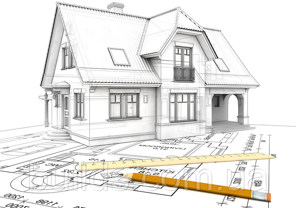 Проектирование домов,коттеджей, фото 2
