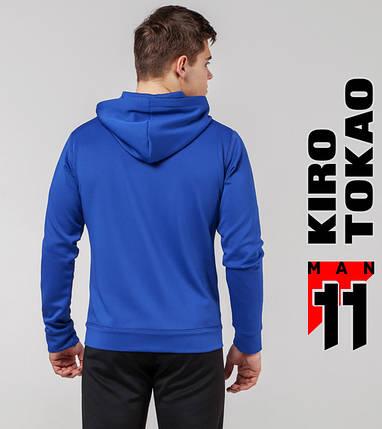 Kiro Tokao 420 | Весенняя спортивная толстовка электрик, фото 2