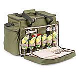 Набор для пикника на 6 персон, пикникковый набор Кемпинг HB 6-520, фото 2