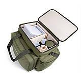 Набор для пикника на 6 персон, пикникковый набор Кемпинг HB 6-520, фото 3