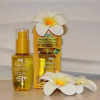 Натуральная тайская сыворотка для гладкости окрашенных волос Daily Hair Serum Magic  от Natura, 50гр
