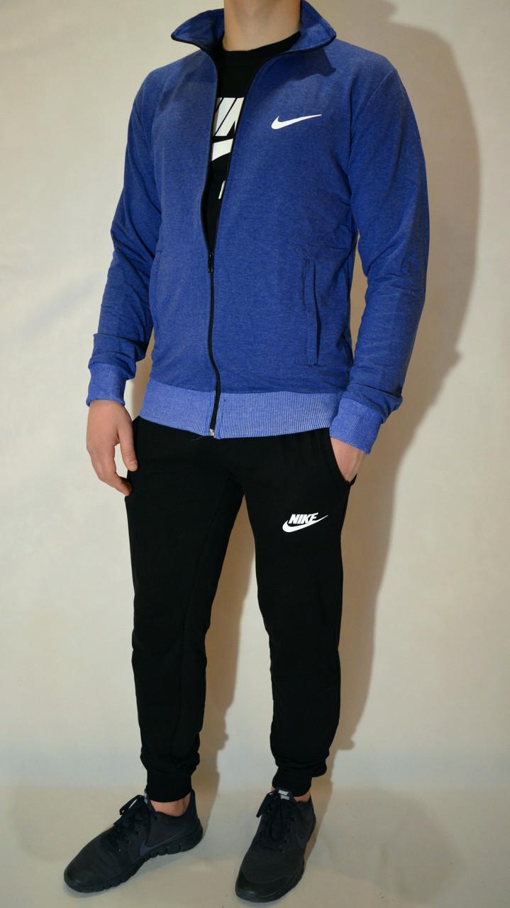 a4e88277 Мужской спортивный костюм Nike (Найк) | трикотаж, двухнитка, размеры: 44-