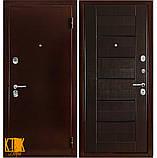"""Вхідні двері в квартиру серії Комфорт """"Токіо"""" (венге), фото 2"""