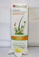 Тайский травяной шампунь от выпадения волос Extra Dok Bua Ku, 200g