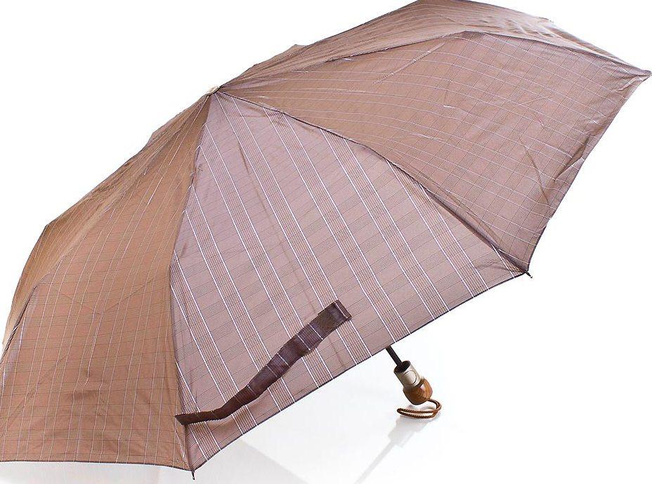 Зонт мужской полуавтомат Zest Z53622-2, антиветер