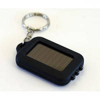 Брелок фонарик на солнечной батарее, фото 1