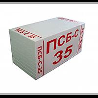 Пенопласт ПСБ-С-35 (1000*500*100 мм), Альфа-Житомир, 10 кг/м3