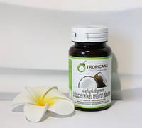 Лечебные капсулы для похудения с кокосовым маслом Tropicana, 60 шт