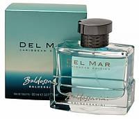 Мужской парфюм Hugo Boss Baldessarini Del Mar Caribbean Tester 90ml edt (свежий, стильный,зрелый,мужественный)