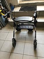 Удобныеи надежные ходунки  для реабилитация или пожилых людей б/у из Германии