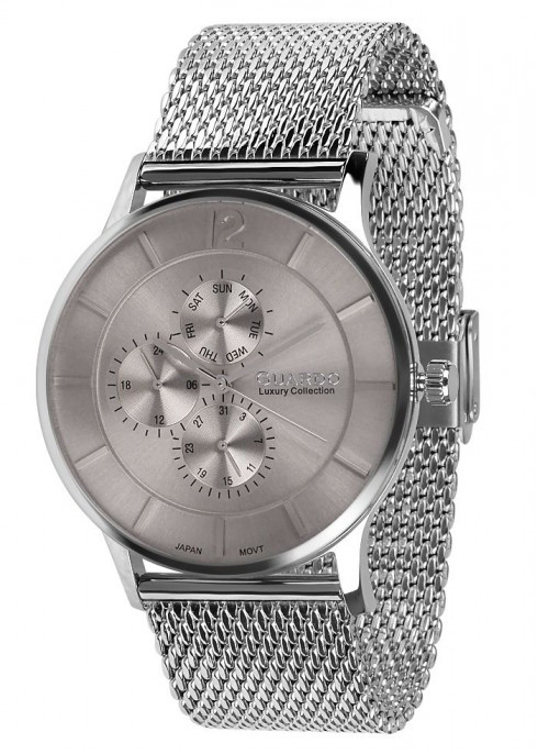 Мужские наручные часы Guardo S01253(m) SGr