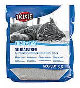 Trixie TX- 4025 Наполнитель Fresh'n'Easy Silicate Litter силикагель 3,8л (гранулы до 5 мм )
