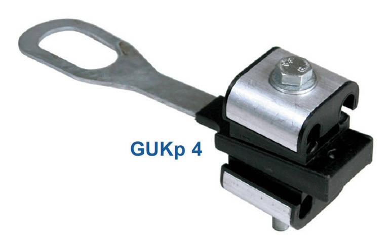 Анкерный зажим GUKp4 (4-16/4-35) SICAME, фото 2