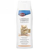 Trixie TX-29191 Cat Shampoo for Long Hair шампунь для длинношерстных кошек 250мл, фото 2