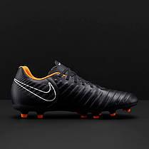 Бутсы Nike Tiempo Legend 7 Club FG AH7251-080 (Оригинал), фото 2