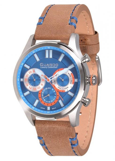 Мужские наручные часы Guardo S01313 SBlBr