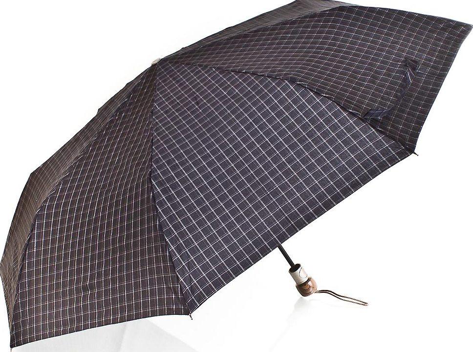 Мужской зонт полуавтомат ZEST Z53622-4, антиветер