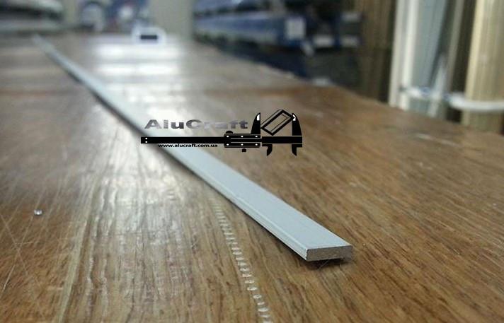 Алюминиевая шина 8х2 анодированная