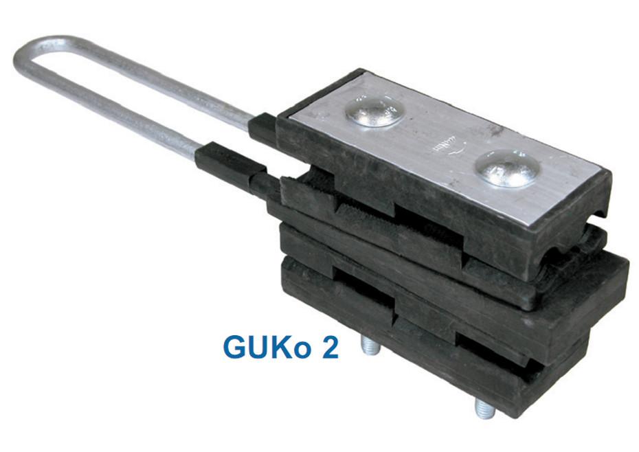 Натяжной зажим для магистральных линий GUKo2 (SICAME)
