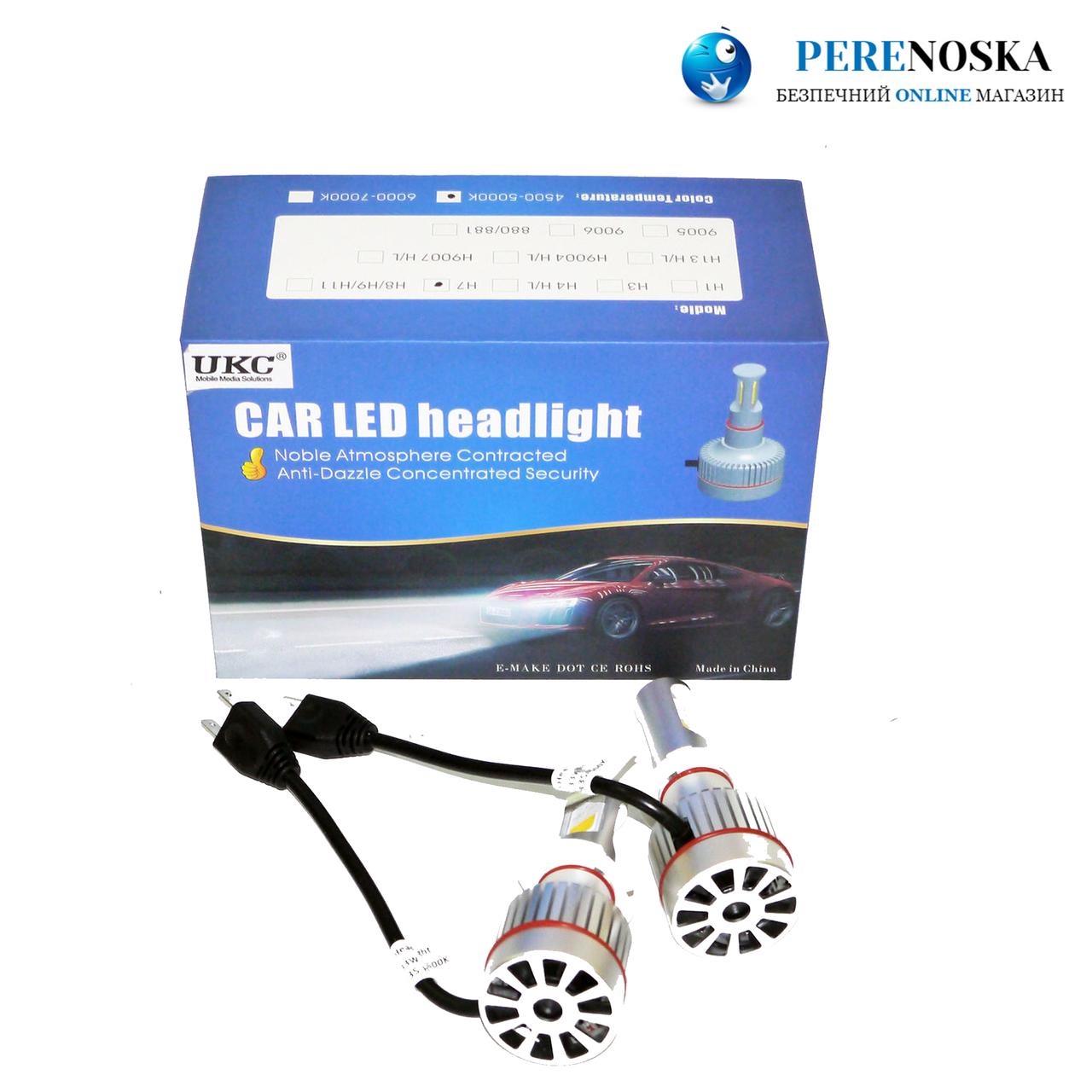 Светодиодные лампочки H7/ LED 33W 12V