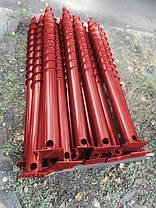 Свая многовитковая Ø 89 мм длинна 4,0 м, фото 2