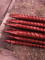 Свая многовитковая Ø 89 мм длинна 6,0 м, фото 2
