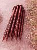 Свая многовитковая Ø 102 мм длинна 3,5 м, фото 4