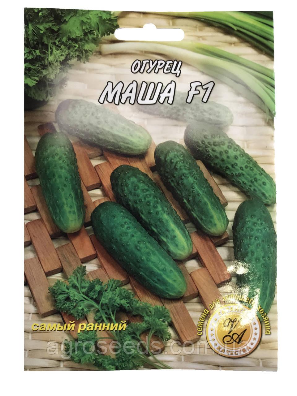 Семена огурца Маша F1 5 г