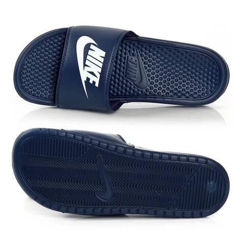 880d78a7 Тапочки Nike Benassi JDI Slide: продажа, цена в Днепре. сандалии и ...
