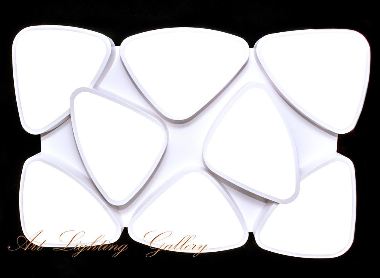 Стильная потолочная LED люстра 9160/8