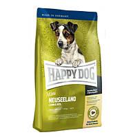 Корм для взрослых собак Mini Neuseeland малых пород до 10 кг, 1 кг супер-премиум (60116) Happy Dog (Хэппи Дог)