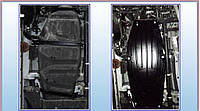 """Защита топливного бака Toyota RAV-4 2013-> 2,0/2.5/2.0D """"Полигон"""" (D)"""