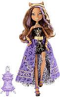 Кукла Клодин Вульф  13 желаний монстер хай  (13 Wishes Haunt the Casbah Clawdeen Wolf Doll), фото 1