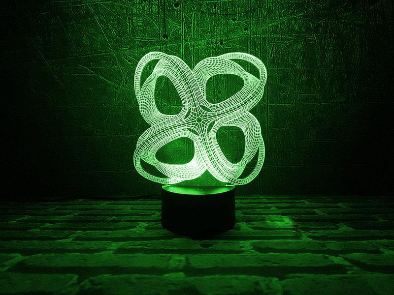 """3D Светильник """"Инфинито"""""""