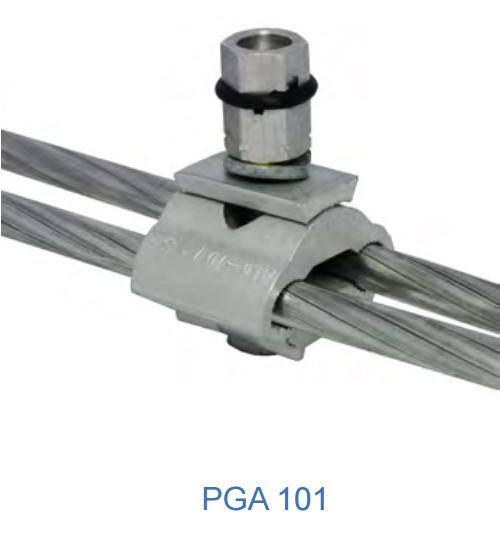 Ответвительный плашечный зажим PGA 101 (SICAME)