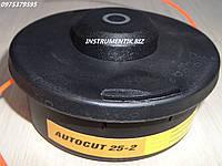 Катушка для мотокосы с полуавтоматической намоткой AutoCut 25-2